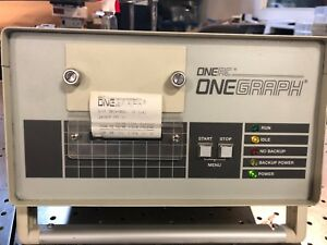 Oneac Onegraph Wg300 Line Viewer Probe Power Evaluation Monitor