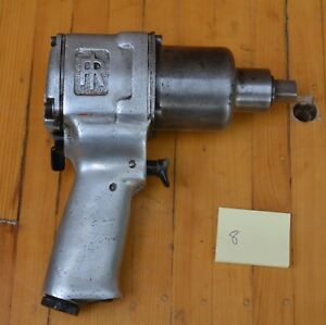 Ingersoll Rand 804 Air Impact Wrench 1 2 Inch Usa Made Old Style 8
