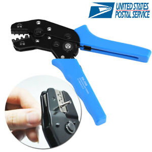 Crimping Tool Wire Crimper Plier Terminal Wire Connectors For Jst sm Dupont