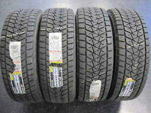4 Bridgestone Blizzak Dm v2 245 70 16 245 70 16 245 70r16 New Tires