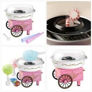 Nostalgia Pcm305 Vintage Hard Sugar free Candy Cotton Candy Maker