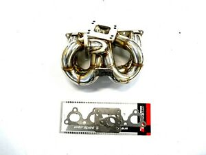 Obx D Series Bottom Mount Turbo Manifold For Honda Civic D15 D16 Engines