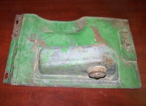 John Deere 720 730 Pony Motor Fuel Tank And Door Cover
