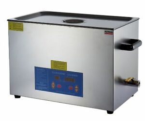 Kendal Commercial Grade 780 Watts 5 55 Gallon Heated Ultrasonic