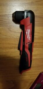 Milwaukee M12 Cordless 3 8 Right Angle Drill tool only Fast Shipping New