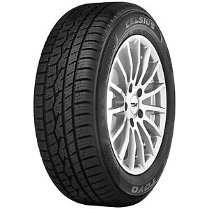 4 New Toyo Celsius 215 70r15 Tires 70r 15 215 70 15 All Season Tires 60k M s