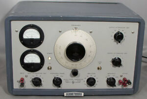 Hp hewlett Packard agilent keysight 205ag Audio Signal Generator