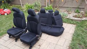 2012 2016 Subaru Impreza Wagon Hatchback Seats With Airbags Part Out Car