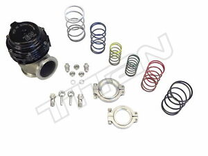 Tial Mvs Wg Black Tial 38mm Water Cooled all Springs Included