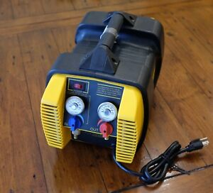 Appion G5 Twin Refrigerant Recovery Machine Barely Used