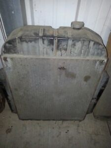 Vintage Radiator Great For Street Rod rat Rod Project