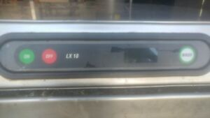 Hobart Lx 18 With Hatco Booster Heater Model C 9