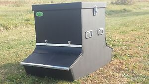 Live Stock Feeder Hog Feeder Hopper Animal Feeder Wean Feeder