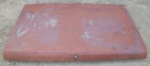 1970 1971 Mercury Cyclone Montego Ford Torino Formal Roof Trunk Lid