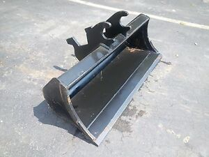 New 48 John Deere 60 Zts Ditch Cleaning Bucket