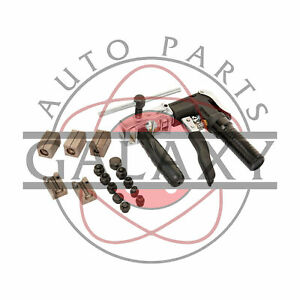 S u r R Auto Parts Pft409 Pistol Grip Hydraulic Flaring Tool Kit S u r And R