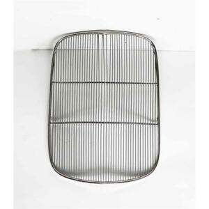 Speedway 1932 Ford Stainless Grille Insert Chopped 4 1 2 Inches