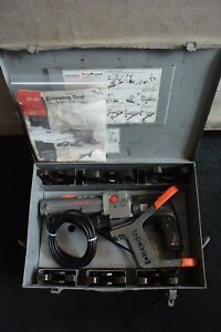 Ridgid Brand Propress Crimper Set Model Ct400 6 Jaws 1 2 Through 2