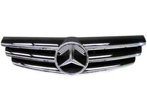 Mercedes W209 Clk class Front Grille Assembly Clk320 Clk550 Clk55 Amg Genuine Oe