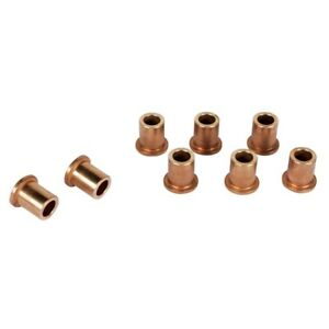 Speedway Motors Bronze Replacement Shackle Bushings For 1 3 4 Inch Shackle