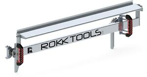 Rokk Tools Pro Drywall Panel Lifter Holder Installer Holds Up End Of Panel