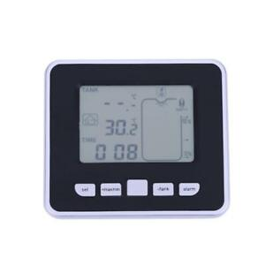 Wireless Ultrasonic Tank Liquid Level Meter Temperature Thermo Sensor Ultrasonic