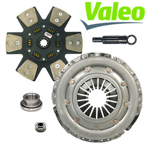 Valeo Max King Cobra Stage 4 Clutch Kit For 86 01 Ford Mustang Gt Svt 4 6l 5 0l