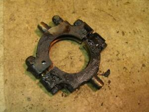 Oliver 77 Tractor Pto Clutch Throwout Yoke Bearing Bronze