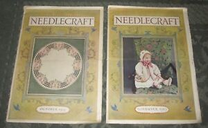 2 October November 1919 Publications Needlecraft