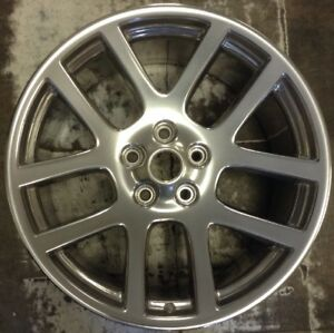 Dodge Ram 1500 Srt 10 2004 2005 2006 2223 Aluminum Oem Wheel Rim 22 X 10