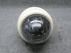 Bosch Autodome Vg4 524 ecs0c Ntsc Ptz Dome Security Camera tested Working