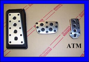 Lexus Is250 Is350 Isf 2006 2013 Oem Genuine Auto Trans Sport Pedals Pedal Set