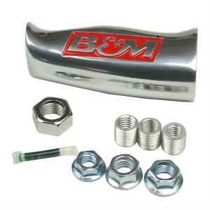 B M 80641 Universal Aluminum T Handle Shift Knob