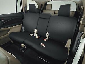 2016 2017 Honda Pilot Lx Ex 2nd Row Seat Cover Oem