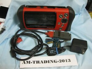 Snap On Solus Pro Eesc316 Automotive Scanner Untested Unit Please Read