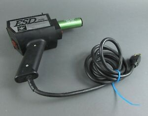 Ideal Industries Esd Heat Gun P n 46 113 120v 60 Hz 4 5 Amps 800 1000 Deg