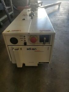 Adixen A300h Dry Vacuum Pump 1 Of 2 In Working Condition