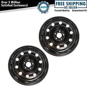 Dorman 939 157 17 Inch Steel Wheel Front Or Rear Pair For Dodge Chrysler New