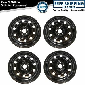 Dorman 939 157 17 Inch Steel Wheel Front Rear Set Of 4 For Dodge Chrysler New