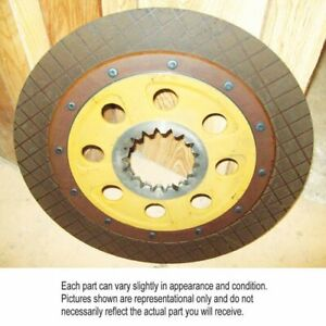 Used Brake Disc Ih International 4586 1568 1566 1586 67402c2