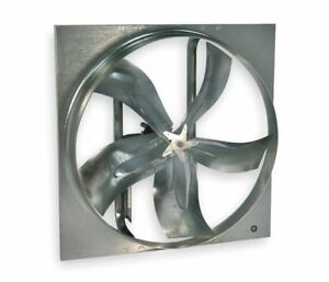 Dayton 1aha2 Belt Drive Exhaust Fan 30 Dia Blades Less Drive Package New