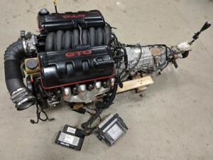 2004 Gto 5 7 Ls1 Engine Liftout W T56 Transmission Complete 144k Miles