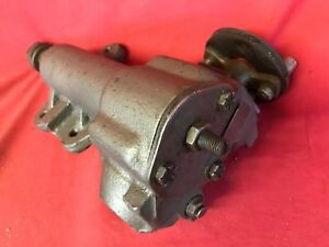 1967 1970 Mustang Shelby Cougar Power Steering Gear Box 16 1 Smb k