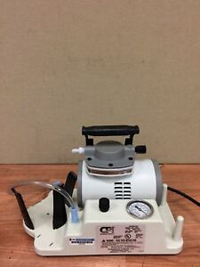 Contemporary Products Aspirator Vacuum Pump Model 6260 Working Free Shipping