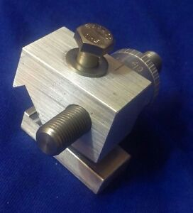 Micrometer Carriage Stop For 9 South Bend Lathe Free Shipping