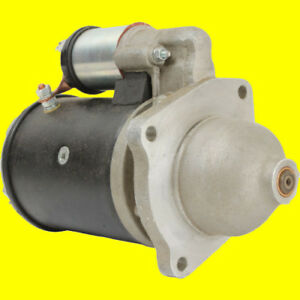 New Starter For Ford New Holland 1400 980 985 990 995 Combine 63227554