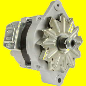 New Alternator John Deere Tractor Harvester Loader Nd021000 7410 9700211 029