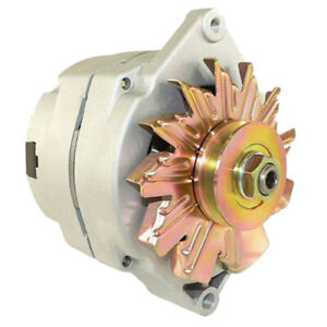 New One Wire Alternator Generator Conversion Tractor 10sise 105 Amp Adr0335