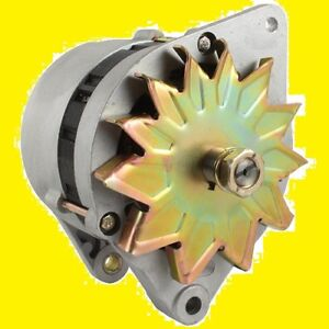 New Alternator For Zetor 10520 3320 3340 4320 4340 5211 5213 5243 5245 Tractor