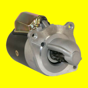New Starter Holland Tractor Utility 233 234 333 334 335 340 420 445 C7nf 11001 b